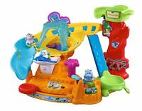 ZoomiZoos Water Park Interactive Animal Baby Play Set, Educational Toys, VTech