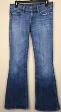 Citizens of Humanity by Jermone Dahan Naomi 065 Stretch Low Waist Flare Jeans 27