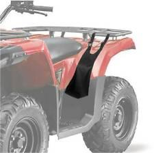 Us Universal Atv Footrest Passenger Foot Peg Mounted Rear Luggage Rack & Up Seat