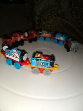 Thomas And Friends Minis Racers, EUC Lot Of 8