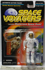 Space Voyagers Shuttle Mission Specialist Astronaut Action Figure. New / Sealed.
