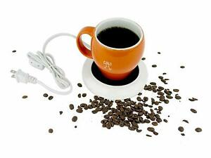 Desktop Coffee Tea Mug Warmer - Candle and Max Warmer