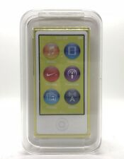 Apple iPod nano 7G 7. Generation Gelb (16GB) yellow neon NEU NEW Factory Sealed