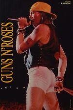AXL ROSE - A3 Poster (ca. 42 x 28 cm) - Guns N´ Roses Clippings Fan Sammlung NEU
