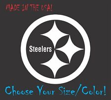 Pittsburgh Steelers Football Vinyl Decal Sticker for NFL Car Truck Window Yeti R