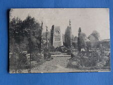 Foto PK  Feldpostkarte Denkmal Königin Elisabeth Garde Grenadier Regiment