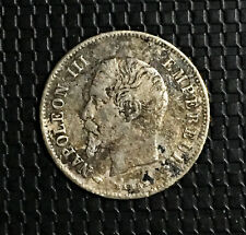 20 CENTIMES NAPOLEON III 1856 A TÊTE NUE SUPERBE