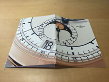 Booklet PATEK PHILIPPE New Model 2006 - Annual Calendar Ref. 5396