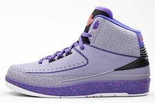 Air Jordan Retro 2 'Iron Purple' - Size 12 RARE New With Box + Nike.com receipt