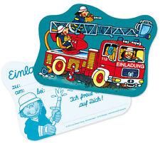 * FEUERWEHRMANN SAM * Alles zum Kindergeburtstag - Feuerwehr Mottoparty Deko