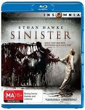 *Brand New & Sealed*  SINISTER  (Horror Blu-ray, 2013 Movie) Ethan Hawke