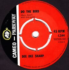 DEE DEE Sharp-DO L'UCCELLINO/LOVER Boy, Regno Unito CAM Parkway C244'63