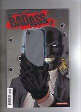BADASS #2 - BRUNO BESSADI ART & COVER - 2014