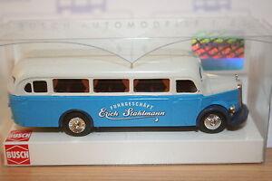 Busch 41051, Mercedes Benz O 3500, Schulbus, neu, OVP Bus
