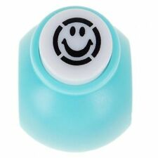 Mini Card Scrapbooking Craft Punch Paper Shaper--Smile Face AD