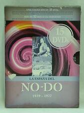 LA ESPAÑA DEL NO-DO 1939-1977       COLECCIÓN DE 15 DVDS        (COMBINO ENVÍOS)