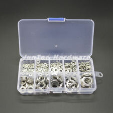 High quality 260pcs M2.5-M10 A2 SS Spring Washer Flat Washer Assortment NO.W001