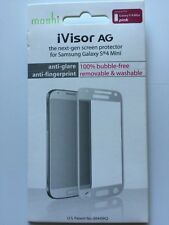 Moshi iVisor AG Screen Protector For Samsung Galaxy S4 mini - Pink NEW