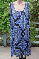 Autograph Polyester Plus Size Casual Dresses for Women