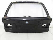 BMW 5er E39 Touring Heckklappe Kofferraumklappe Hinten Cosmoschwarz Metallic 303