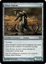 Altar Golem - Foil ~ Lightly Played Eventide UltimateMTG Magic Artifact Card