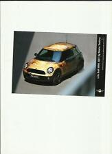 """Mini Bola de vida por Mario Testino de junio de 2007 Foto de prensa """"relacionados con folleto de coche"""""""