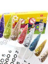 Nail Factory AGOGO COLLECTION 8 Colors + 1 Monomer