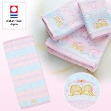 Sanrio Little Twin Stars LTS Imabari Japan Bathroom Kitchen Cotton Hand Towel