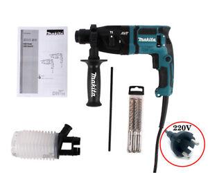 Makita 220Volt HR1841FJX4 18mm 420W AVT SDS+ Plus Rotary Hammer Drill