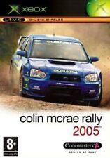 Colin McRae Rally 2005-XBOX PAL Game-Complete-Occasion-Vendeur Britannique (#3)
