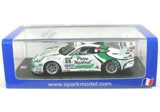 Porsche GT3 Cup N ° 88 équipe Martinet Almeras Champion PCC France 2014 (C.