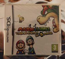 Mario & Luigi Inside Bowser Nintendo DS