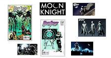 Marvel Comics. 2 Pc. 2006 Moon Knight No 3 And 23. Very Nice Item. Usa Seller.