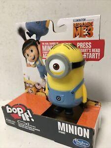 Despicable Me Bop It Minion Stuart C1297