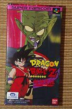 DRAGON BALL Z SUPER GOKU DEN Complete Super Famicom SFC SNES Japan NTSC 173