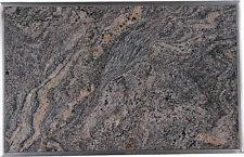 Einbau Granitfeld Arbeitsplatte Küche 510x325 mm mit Edelstahlwanne Paradiso