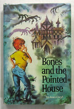 Bones and the Pointed House Jean Caryl 1st Ed HCDJ 1968 3rd in USA Series VGood