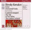 Rimsky-Korsakov: Grandi opere Orchestrali (Great Orchestral Works) - CD Philips