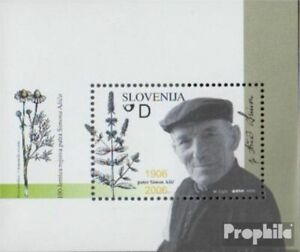 slovenia block30 (complete issue) unmounted mint / never hinged 2006 100. Birthd