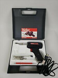 Weller Universal Multi-Purpose Soldering Gun Kit 8200 120 Volt 140/100 Watt