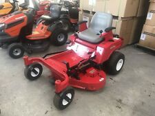 LOW HOUR Country Clipper JOYSTICK Zero Turn Ride On Mower 48in, RRP $7999 New!