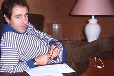 MICHEL DELPECH 70s DIAPOSITIVE DE PRESSE VINTAGE SLIDE #9