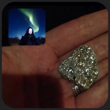 Viking Norse Faery Meditation Healing Sparkly Rock From Arctic Norway