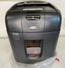 Stack-and-Shred 130X Auto Feed Super Cross-Cut Shredder, 130 Auto/6 Manual...
