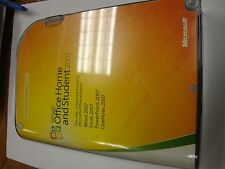 MICROSOFT MS OFFICE 2007 HOME AND STUDENT used with key