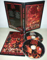 CORPSE GRINDER - 20 YEARS GRINDING CORPSES - DVD + CD