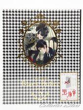 JP Book | Black Butler 2 Yana Toboso Hardcover Artworks