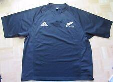 ALL BLACKS RUGBY New Zealand home jersey shirt ADIDAS  2005 /adult SIZE/ XXL/2XL