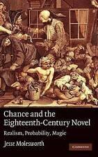 Chance and the Eighteenth-Century Novel: Realism, Probability, Magic, Molesworth