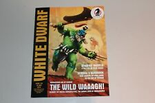 Warhammer White Dwarf Issue 129 July 2016 - The Wild Waaagh!
